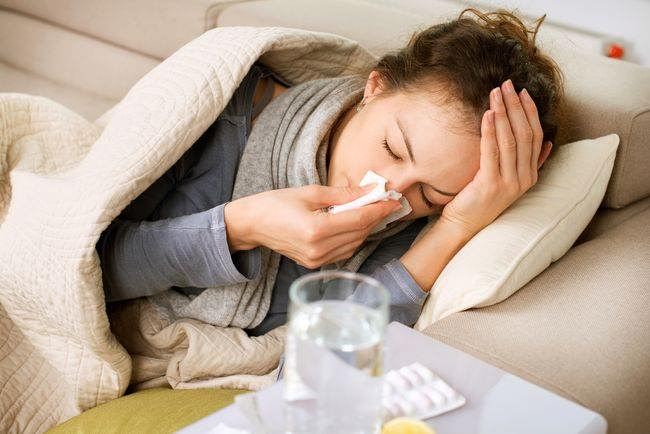 Faktor Risiko Penyebab Flu