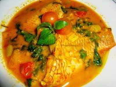 Resep Membuat Ikan Gulai yang Mudah dan Enak