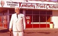 Colonel Sanders Pendiri KFC