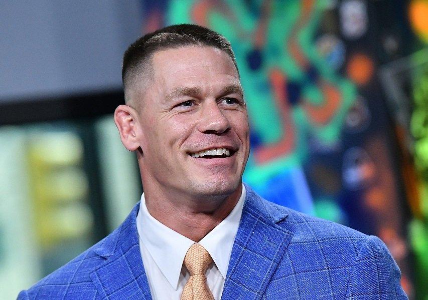 Aktor John Cena, Sang Pegulat yang Terkenal