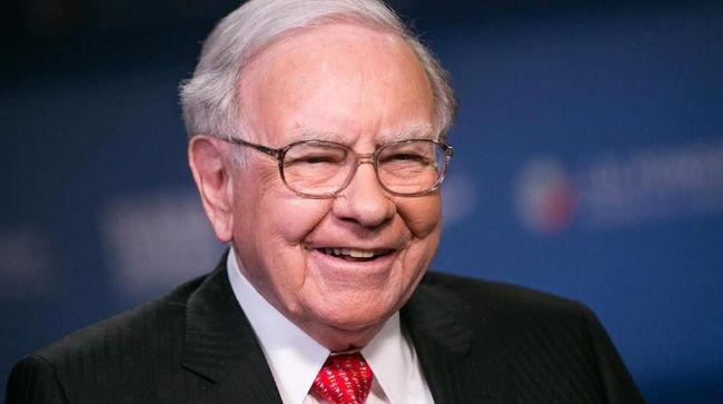 Warren Buffett investor tersukses
