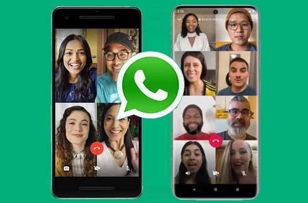Fitur Video Call Whatsapp Kini Bisa Menampung Hingga 8 Orang