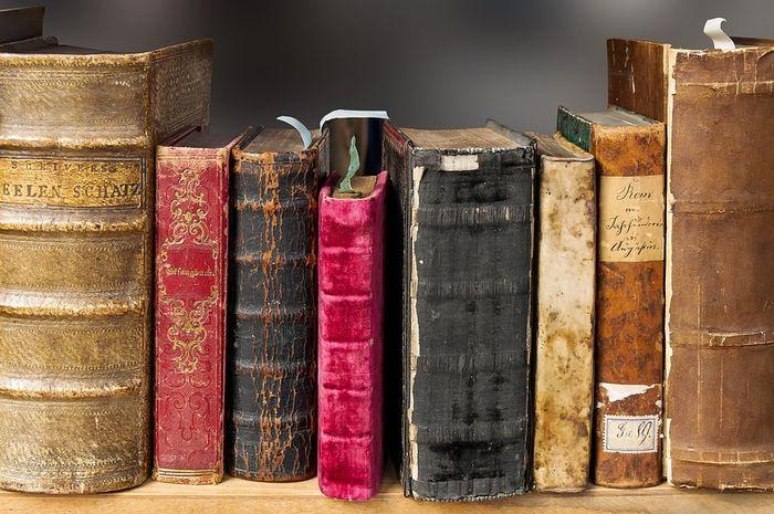 Buku Tertua Di Dunia
