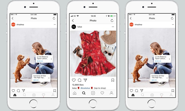 Cara Mengaktifkan Fitur Instagram Shopping Pada Smartphone -