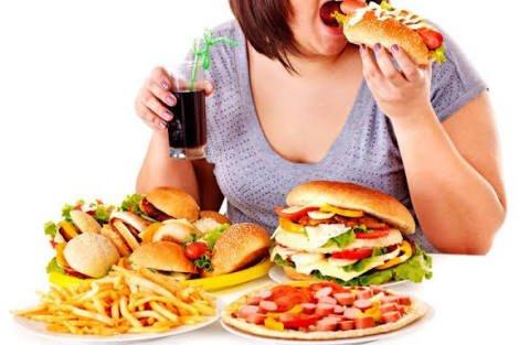 Menahan godaan junk food