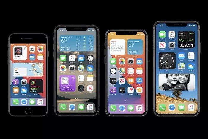 Fitur iOS 14 yang Menjiplak Android