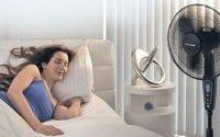 rutin gunakan kipas angin saat tidur