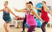 olahraga bagi ibu hamil