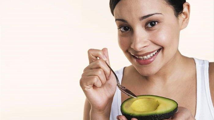 makanan mencegah penuaan dini