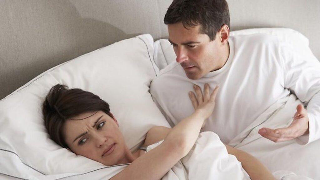Istri Menolak Berhubungan Intim dengan Suami