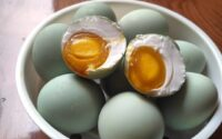 Manfaat Telur Asin Untuk Kesehatan Tubuh