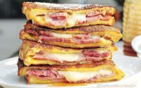 Tips Lezat Membuat Monte Cristo Sandwich