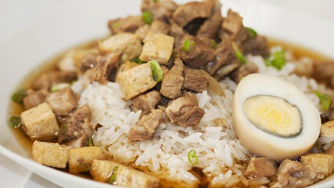 Resep Nasi Bakmoy Ayam