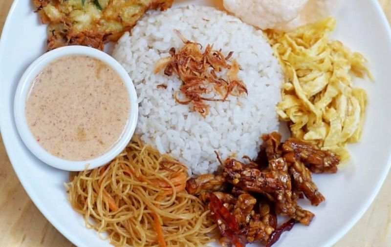 Resep Nasi Uduk yang enak
