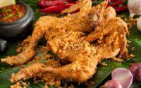 Ayam Goreng Bumbu Kalasan