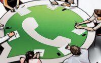 tipe orang di grup whatsapp