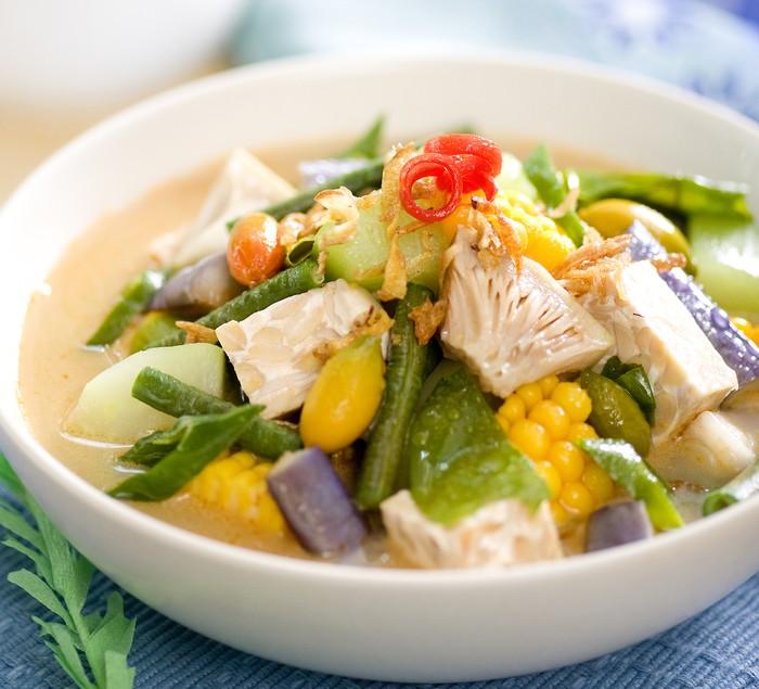 resep masak sayur lodeh