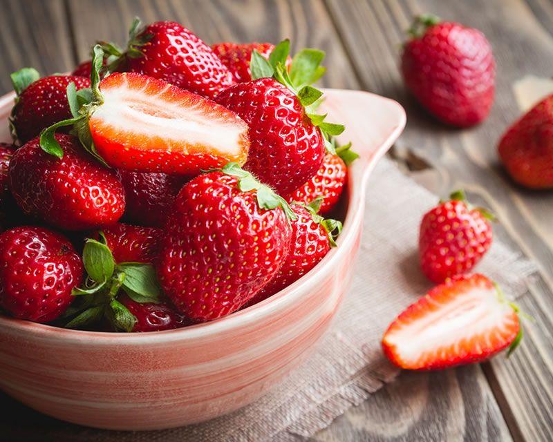 buah rendah gula