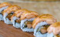 resep mentai sushi roll