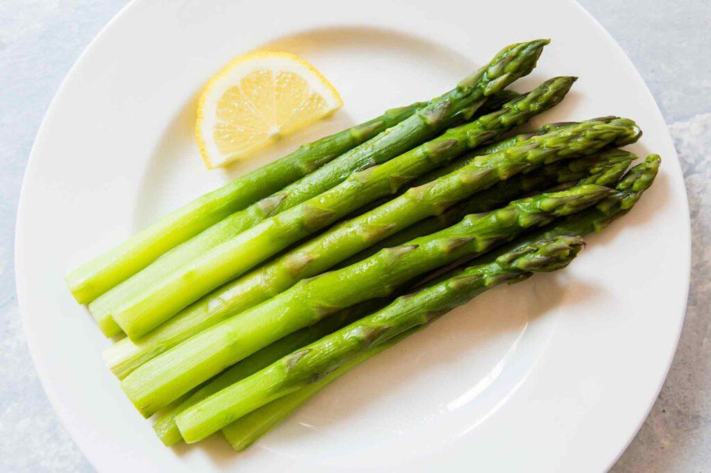 sayuran yang kaya asam folat