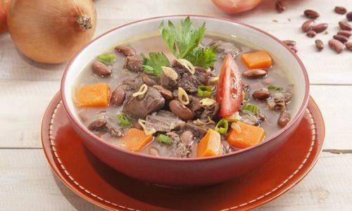 Resep Sop Kacang Merah