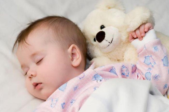 Cara Supaya Bayi Bisa Tidur Nyenyak