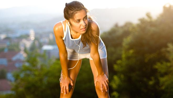 Cara tidak Cepat Lelah olahraga
