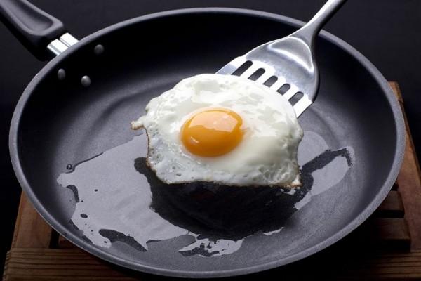 kesalahan memasak telur