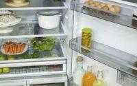 makanan di kulkas