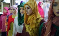 berbisnis fashion muslim