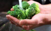 cara membersihkan sayur brokoli