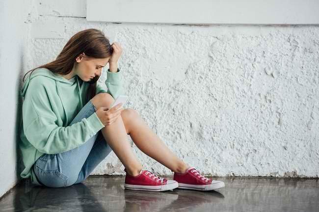 ciri remaja mengalami depresi