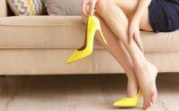 siasat agar nyaman dengan sepatu heels