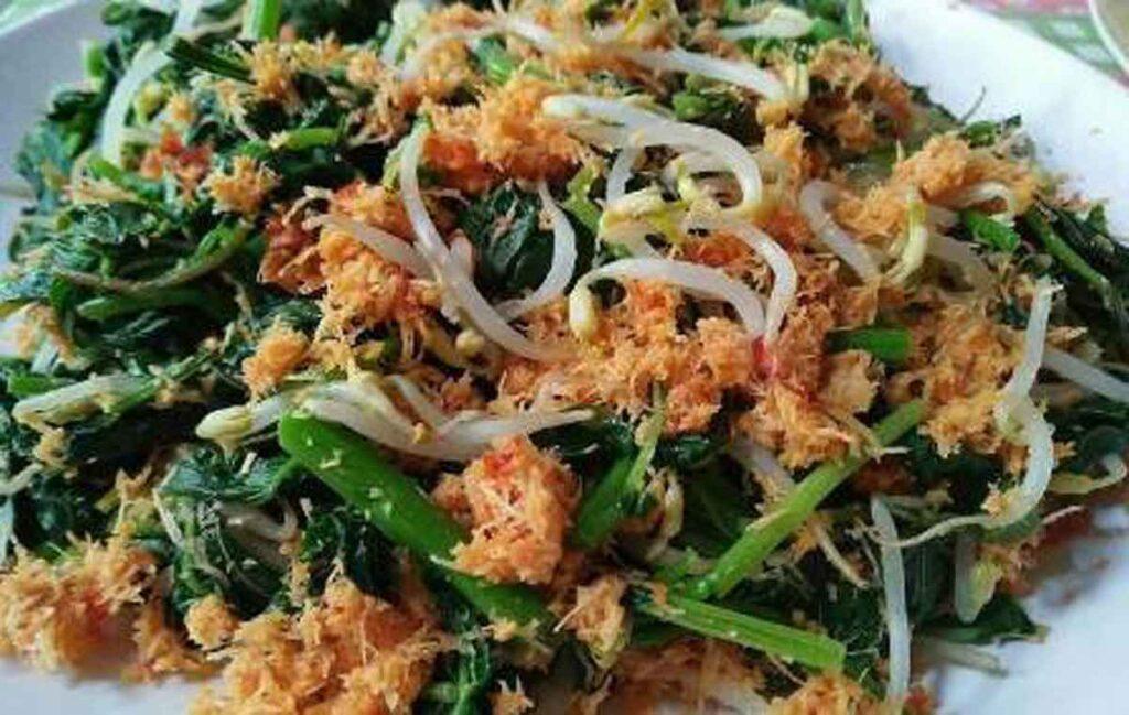 resep urap sayur sederhana