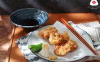 tempura ayam saus soya