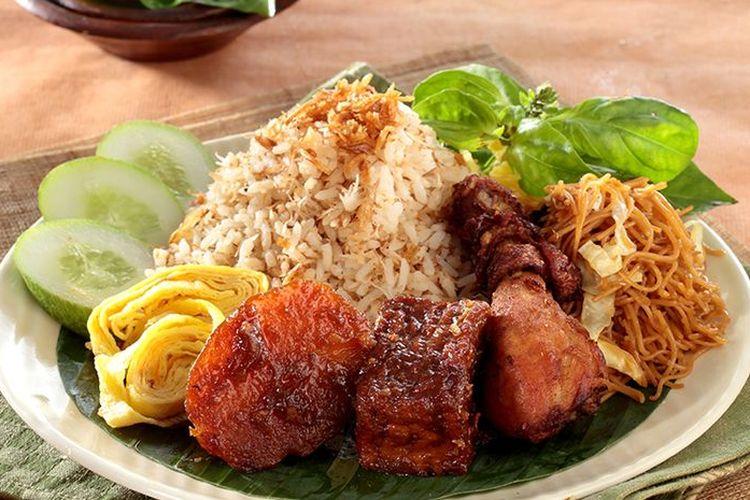 Resep Nasi Ulam