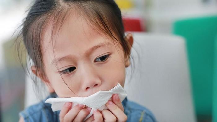 tips efektif mengobati pilek anak