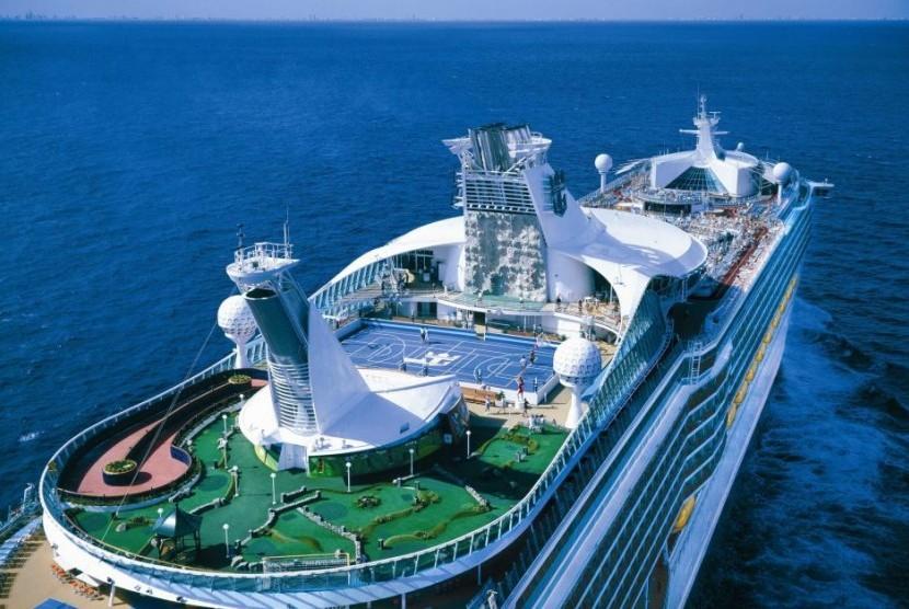 kapal pesiar terbaik di dunia